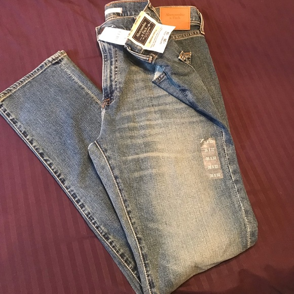 Abercrombie & Fitch Other - Abercrombie and Fitch slim stretch jeans. NWT